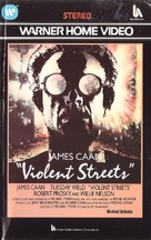 Thief - VHS cover (xs thumbnail)