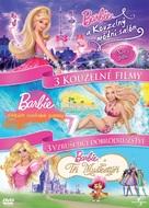 Barbie: Mermaidia - Czech DVD cover (xs thumbnail)