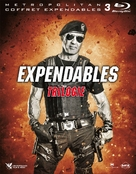The Expendables 3 - French Blu-Ray movie cover (xs thumbnail)