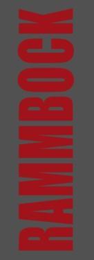 Rammbock - British Logo (xs thumbnail)