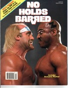 No Holds Barred - DVD cover (xs thumbnail)