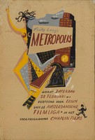 Metropolis - Dutch Movie Poster (xs thumbnail)