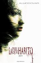 La piel que habito - Spanish Movie Poster (xs thumbnail)
