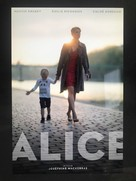 Alice - French Movie Poster (xs thumbnail)