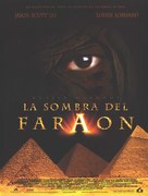 Tale of the Mummy - Spanish Movie Poster (xs thumbnail)