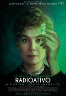 Radioactive - Portuguese Movie Poster (xs thumbnail)