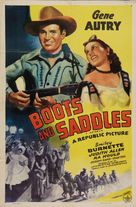 Boots and Saddles - Re-release poster (xs thumbnail)
