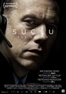 Den skyldige - Turkish Movie Poster (xs thumbnail)