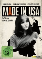 Made in U.S.A. - German Movie Cover (xs thumbnail)