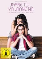Jaane Tu Ya Jaane Na - German Movie Cover (xs thumbnail)