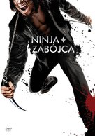 Ninja Assassin - Polish Movie Poster (xs thumbnail)