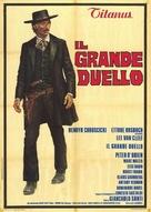 Il grande duello - Italian Movie Poster (xs thumbnail)