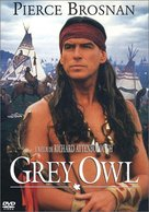 Grey Owl - French DVD cover (xs thumbnail)