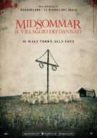 Midsommar - Italian Movie Poster (xs thumbnail)