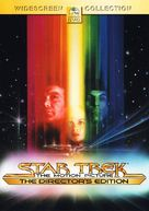Star Trek: The Motion Picture - DVD movie cover (xs thumbnail)