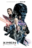 X-Men: Apocalypse - British Movie Poster (xs thumbnail)