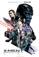 X-Men: Apocalypse - British Movie Poster (xs thumbnail)