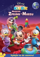 """Mickey Mouse Clubhouse"" - Czech DVD cover (xs thumbnail)"