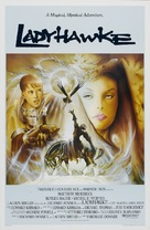 Ladyhawke - Movie Poster (xs thumbnail)