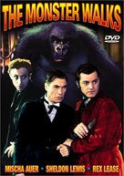 The Monster Walks - DVD cover (xs thumbnail)