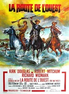 The Way West - French Movie Poster (xs thumbnail)