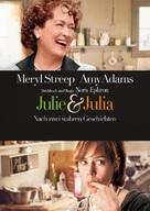 Julie & Julia - German Movie Poster (xs thumbnail)