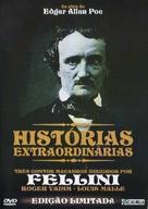Histoires extraordinaires - Brazilian Movie Cover (xs thumbnail)