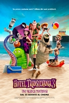 Hotel Transylvania 3: Summer Vacation - Italian Movie Poster (xs thumbnail)