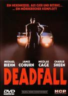 Deadfall - German Movie Cover (xs thumbnail)