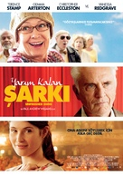 Song for Marion - Turkish Movie Poster (xs thumbnail)