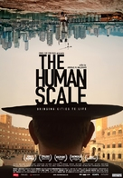 The Human Scale - Canadian Movie Poster (xs thumbnail)