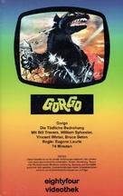 Gorgo - German DVD movie cover (xs thumbnail)