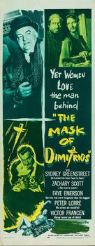 The Mask of Dimitrios - Re-release movie poster (xs thumbnail)