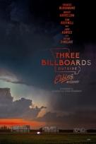 Three Billboards Outside Ebbing, Missouri - Swedish Movie Poster (xs thumbnail)