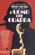 L'uomo che guarda - Italian Movie Poster (xs thumbnail)