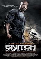 Snitch - Italian Movie Poster (xs thumbnail)