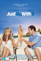 Just Go with It - Australian Movie Poster (xs thumbnail)