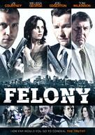 Felony - British Movie Cover (xs thumbnail)