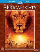 African Cats - Blu-Ray movie cover (xs thumbnail)