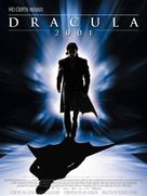 Dracula 2000 - DVD cover (xs thumbnail)