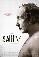 Saw V - Dutch Movie Poster (xs thumbnail)