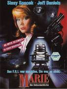 Marie - German DVD cover (xs thumbnail)