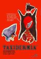 Taxidermia - Czech Movie Poster (xs thumbnail)
