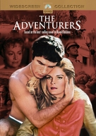 The Adventurers - DVD cover (xs thumbnail)