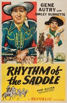 Rhythm of the Saddle - Re-release poster (xs thumbnail)