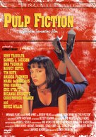 Pulp Fiction - Australian Movie Cover (xs thumbnail)
