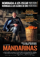 Mandariinid - Spanish Movie Poster (xs thumbnail)