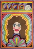 Lucía - Polish Movie Poster (xs thumbnail)