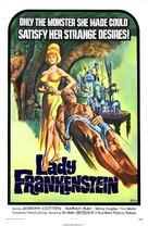 La figlia di Frankenstein - Movie Poster (xs thumbnail)