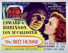 The Red House - Movie Poster (xs thumbnail)